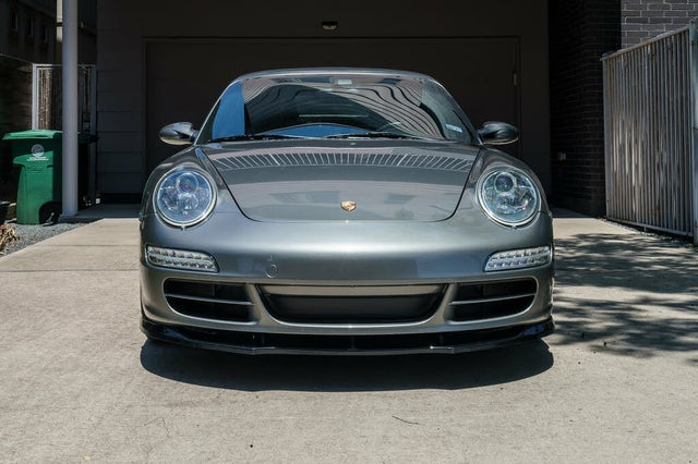 2007 Porsche 911 Carrera 4S AWD Convertible