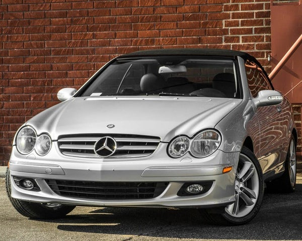 2007 Mercedes-Benz CLK-Class CLK 350 Cabriolet