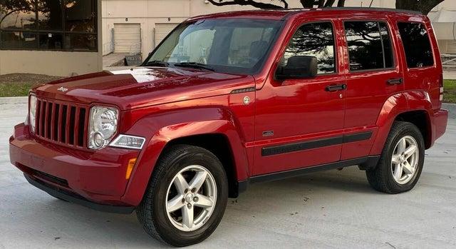 2009 Jeep Liberty Rocky Mountain 4WD