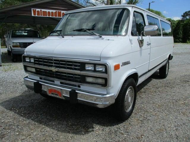 1995 Chevrolet Sportvan 3 Dr G30 Beauville Passenger Van Extended