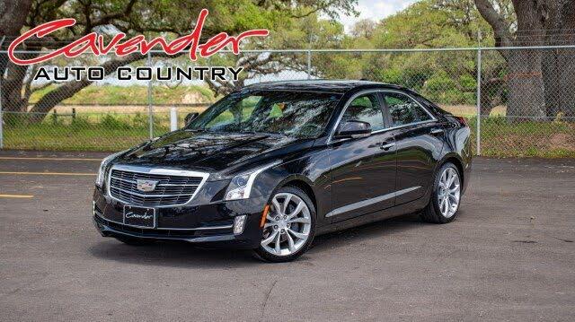 2017 Cadillac ATS 3.6L Premium Performance RWD