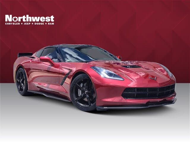 2015 Chevrolet Corvette Stingray 1LT Coupe RWD