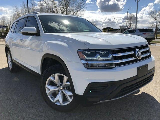 2019 Volkswagen Atlas 2.0T Trendline FWD