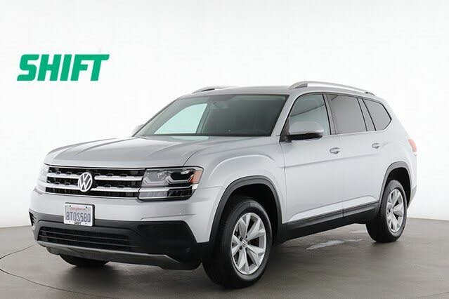 2018 Volkswagen Atlas Launch Edition 4Motion