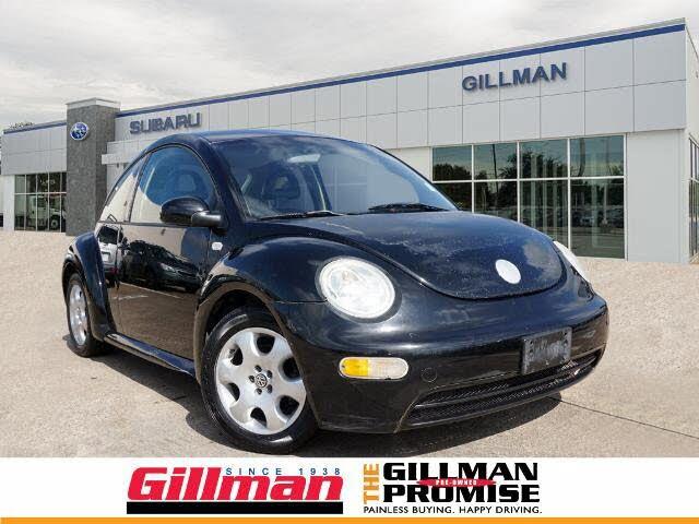 2002 Volkswagen Beetle GLS 2.0
