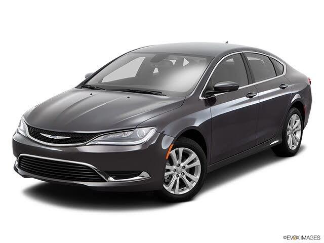 2016 Chrysler 200 Limited Sedan FWD