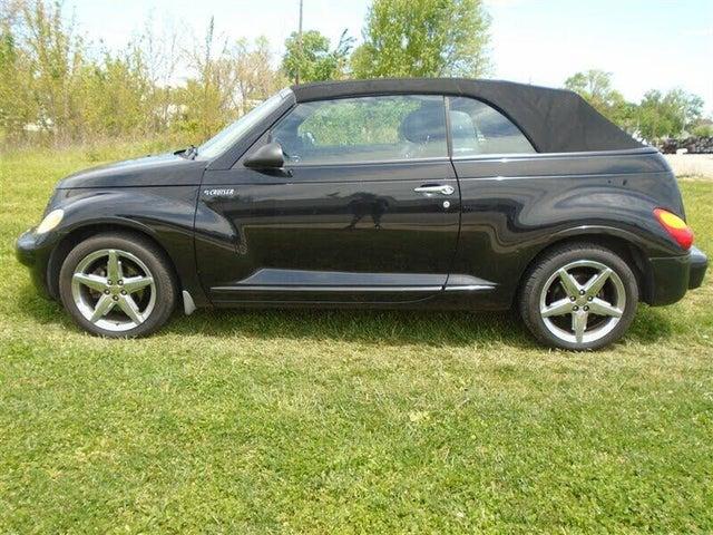 2005 Chrysler PT Cruiser GT Convertible FWD