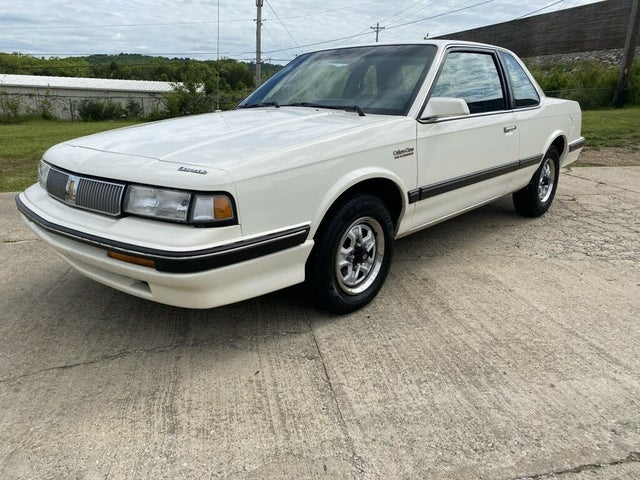 1989 Oldsmobile Cutlass Ciera Coupe FWD