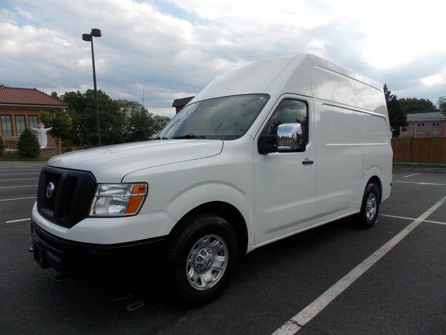 2017 Nissan NV Cargo 2500 HD S with High Roof V8