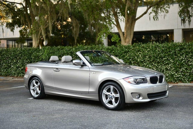 2012 BMW 1 Series 128i Convertible RWD