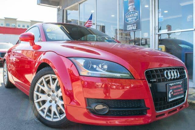 2008 Audi TT 3.2 quattro Coupe AWD