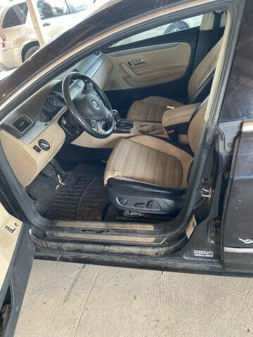 2013 Volkswagen CC 2.0T Sport Plus FWD