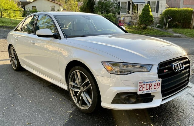 2016 Audi S6 4.0T quattro Premium Plus Sedan AWD