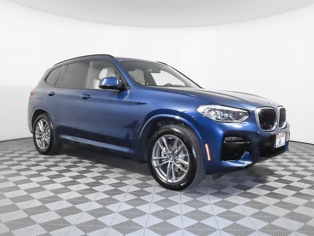 2021 BMW X3 xDrive30i AWD