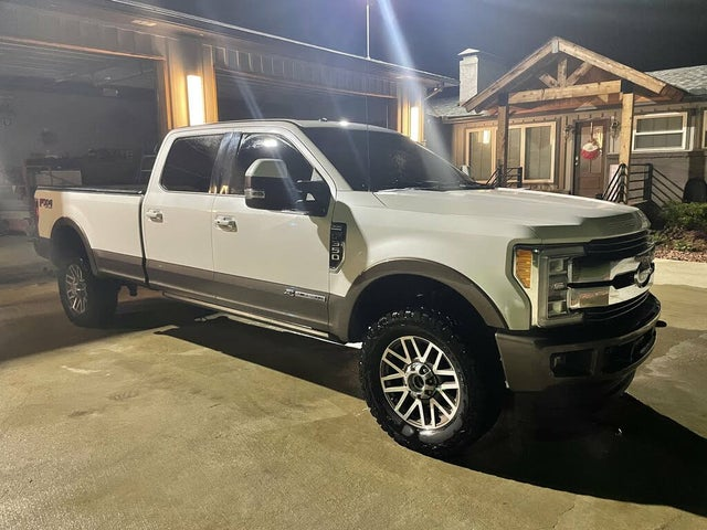 2017 Ford F-350 Super Duty King Ranch Crew Cab LB 4WD