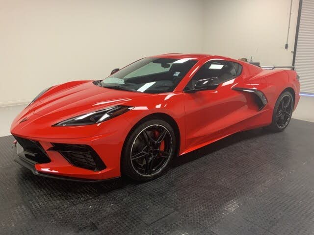 2021 Chevrolet Corvette Stingray 1LT Coupe RWD