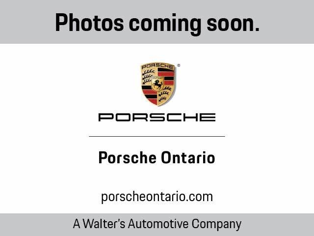 2019 Porsche 911 Turbo S Cabriolet AWD