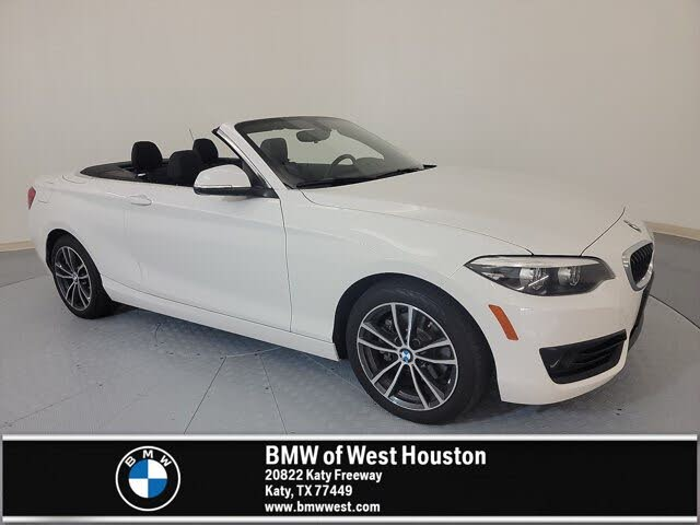 2018 BMW 2 Series 230i xDrive Convertible AWD