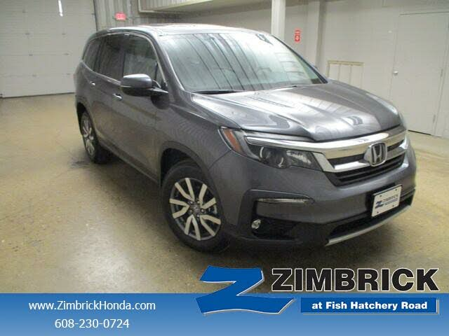 2019 Honda Pilot EX-L AWD with Navigation and RES