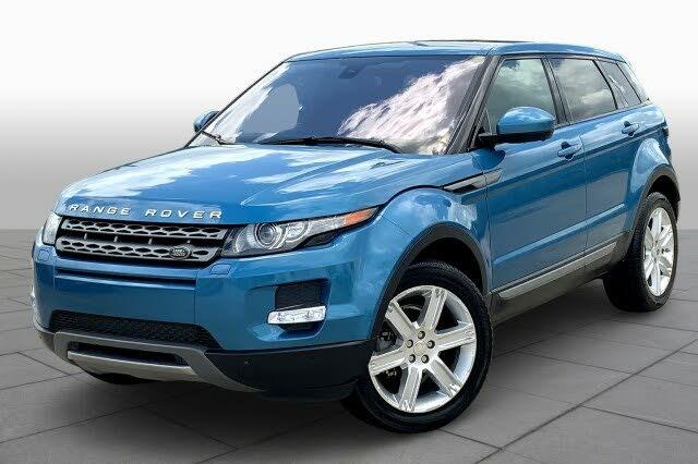 2015 Land Rover Range Rover Evoque Pure Premium Hatchback