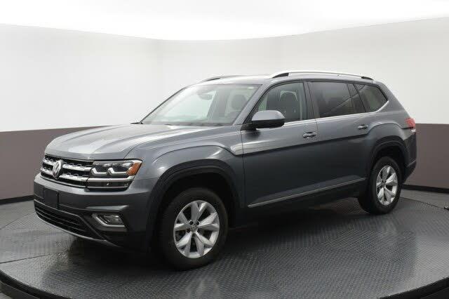 2018 Volkswagen Atlas SEL 4Motion