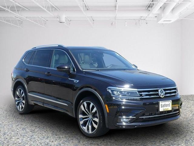 2020 Volkswagen Tiguan SEL Premium R-Line 4Motion AWD
