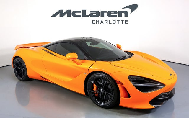 2019 McLaren 720S Performance Coupe RWD
