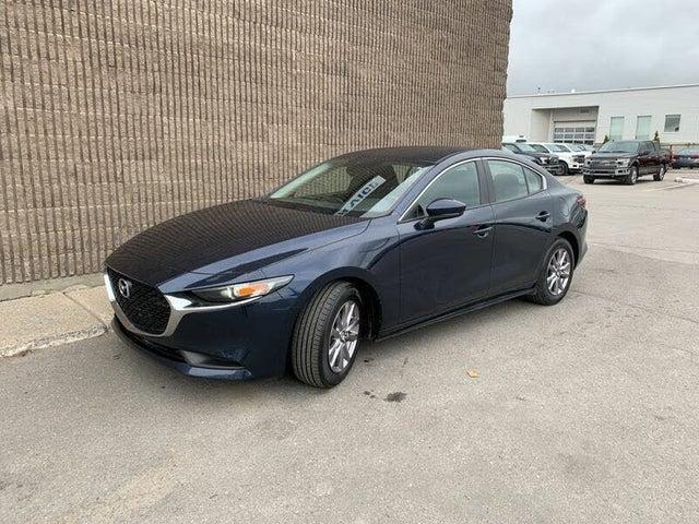 2019 Mazda MAZDA3 GX Sedan FWD