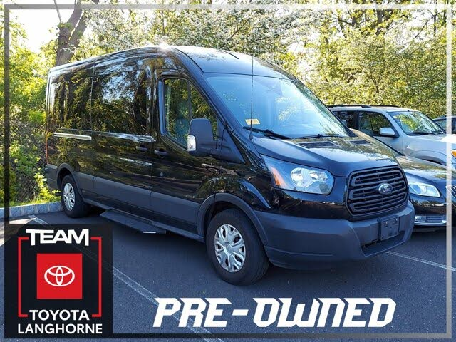 2019 Ford Transit Passenger 350 XL LWB RWD with Sliding Passenger-Side Door