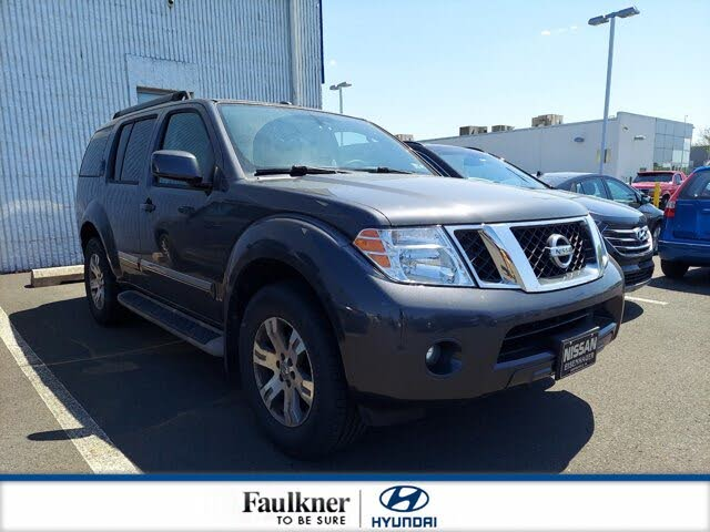 2011 Nissan Pathfinder Silver Edition 4WD