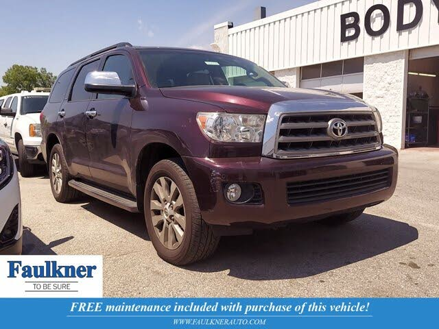 2014 Toyota Sequoia Limited 4WD