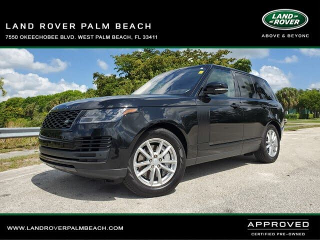 2019 Land Rover Range Rover V6 4WD