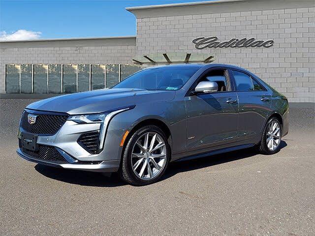 2020 Cadillac CT4 V-Series AWD