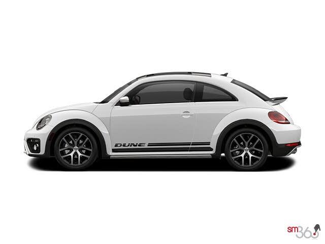 2018 Volkswagen Beetle 2.0T Dune Hatchback FWD