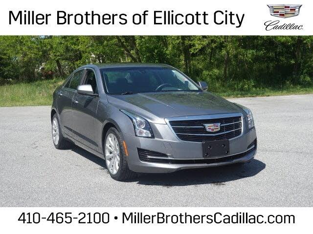 2018 Cadillac ATS 2.0T AWD