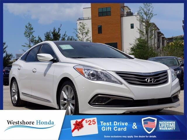 2016 Hyundai Azera Limited FWD