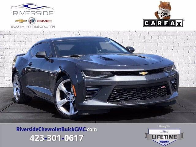 2018 Chevrolet Camaro 1SS Coupe RWD