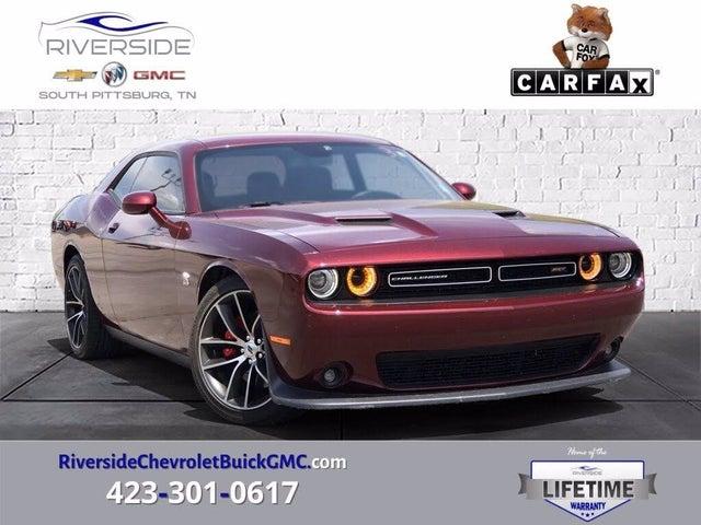 2018 Dodge Challenger R/T Scat Pack RWD