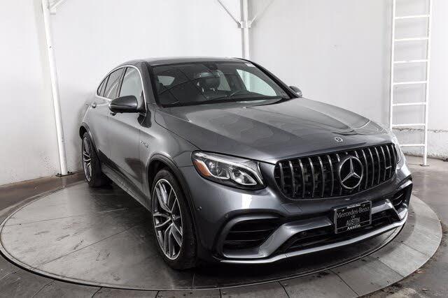 2019 Mercedes-Benz GLC-Class GLC AMG 63 4MATIC Coupe AWD