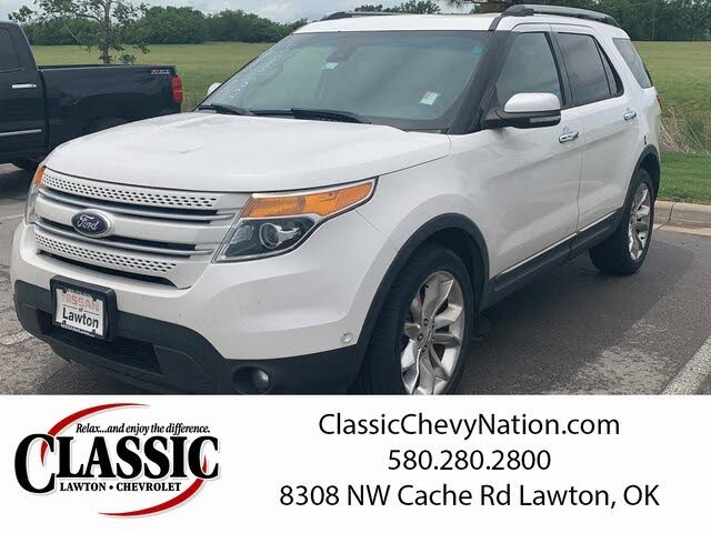 2013 Ford Explorer Limited 4WD
