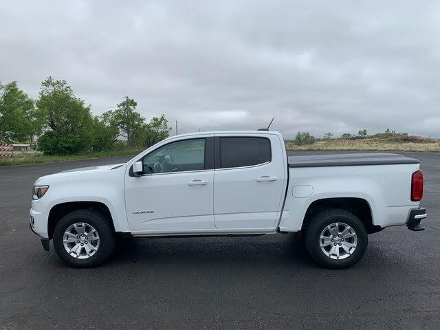 2020 Chevrolet Colorado LT Crew Cab 4WD