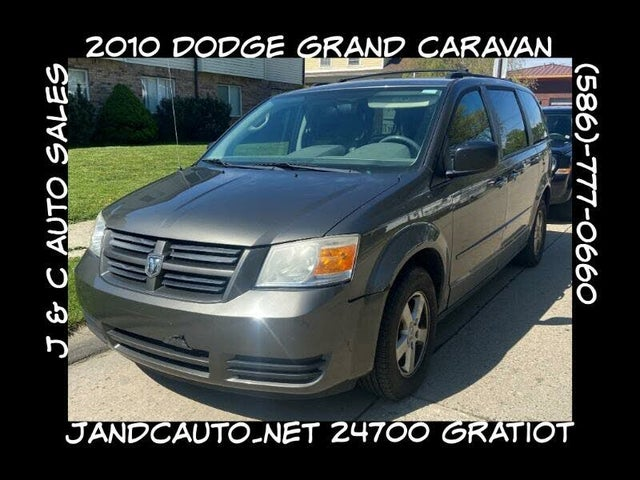 2010 Dodge Grand Caravan Hero FWD