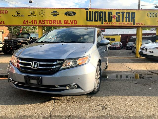 2014 Honda Odyssey Touring Elite FWD