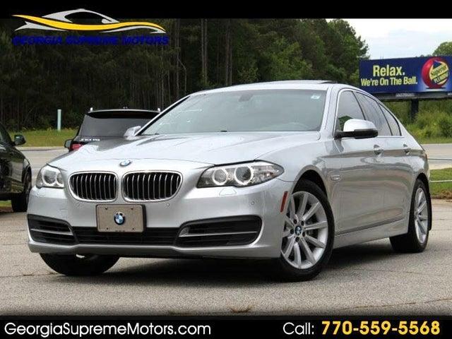 2014 BMW 5 Series 535d Sedan RWD