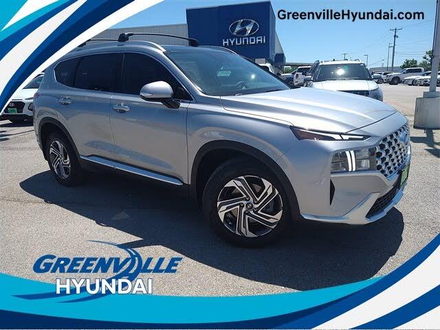 2021 Hyundai Santa Fe SEL FWD