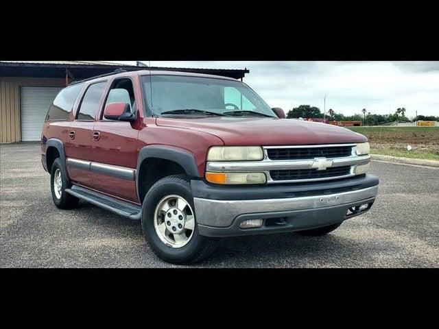 2001 Chevrolet Suburban 1500 LT RWD