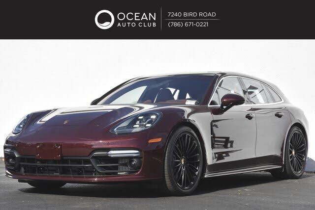 2020 Porsche Panamera 4S Sport Turismo AWD