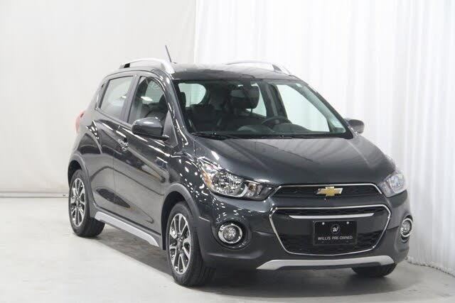 2018 Chevrolet Spark ACTIV FWD