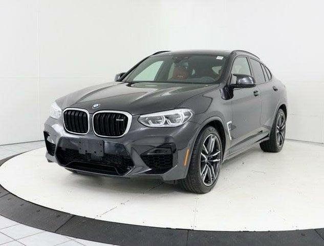 2020 BMW X4 M AWD