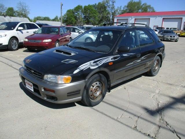 1999 Subaru Impreza Outback Sport AWD